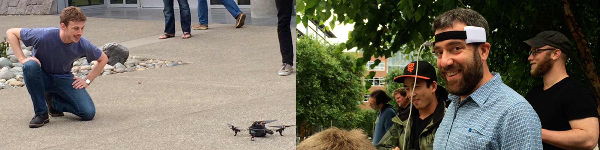 Student project harneses brain power to fly an ar drone