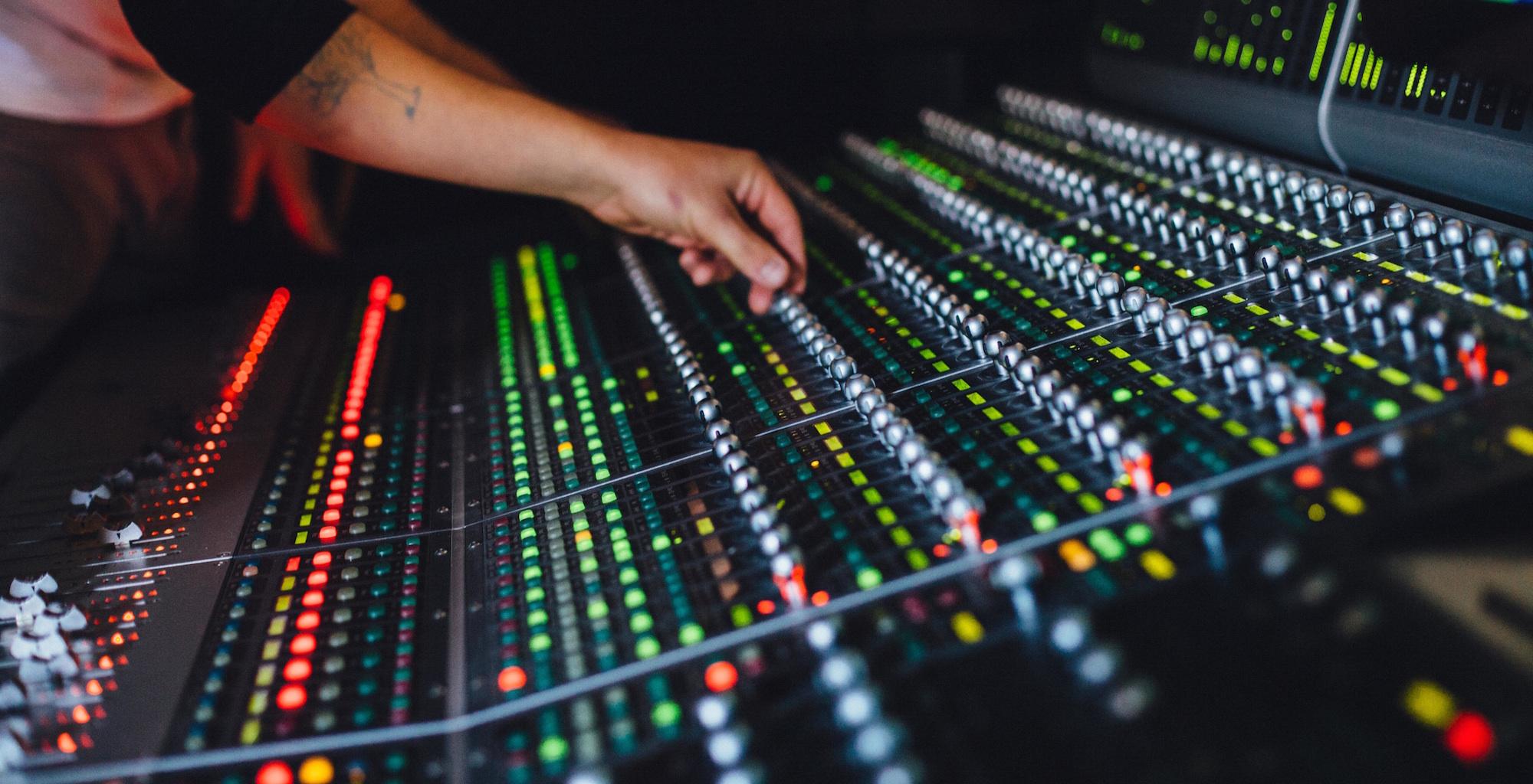 Music meets code