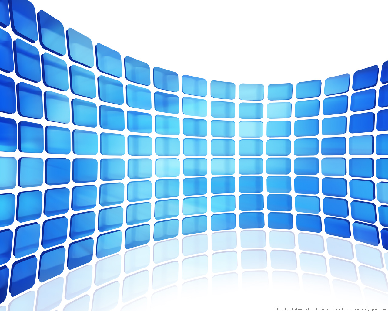 Pixel wave background