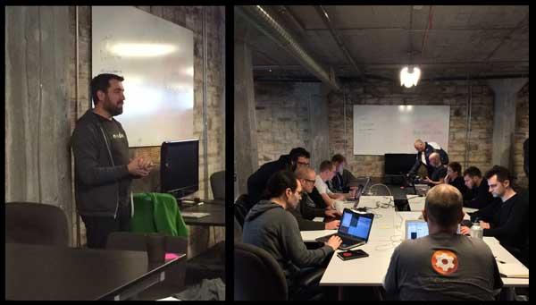 Full-Stack JavaScript Development Accelerator Day 1