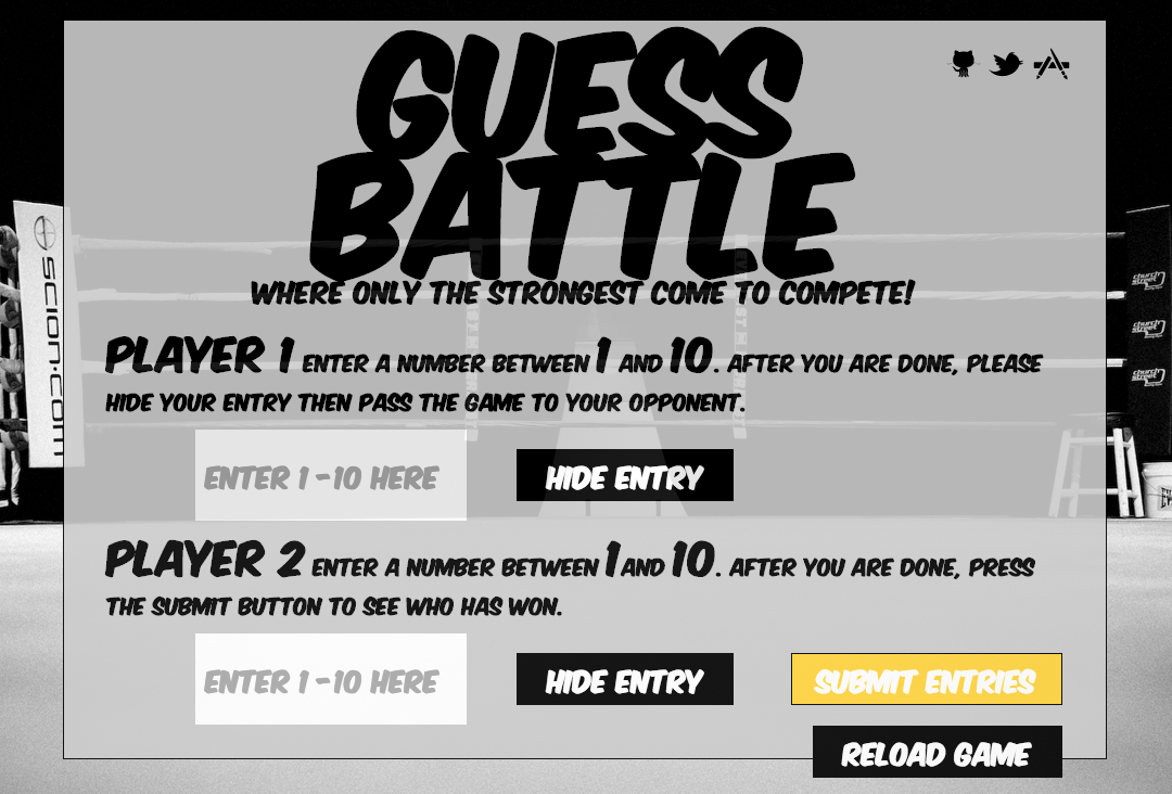 Guess Battle