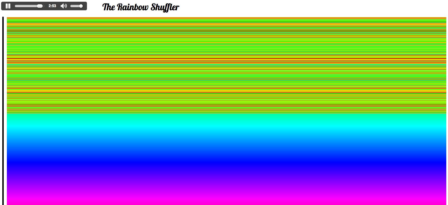 Rainbow Shuffler
