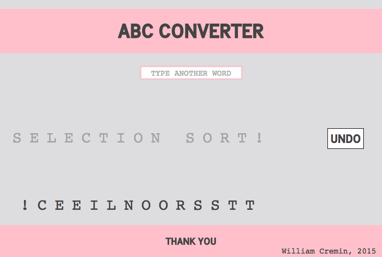 ABC Converter