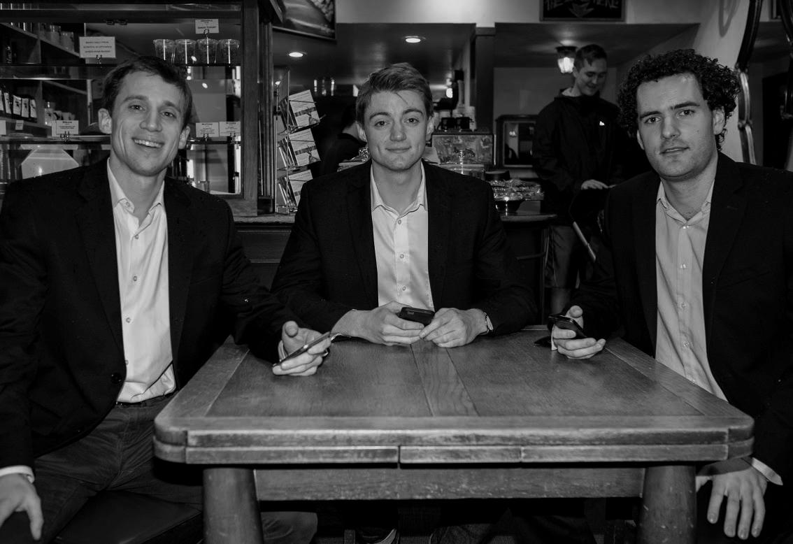 The Founders of DealTapp