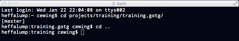 Two-line Prompt